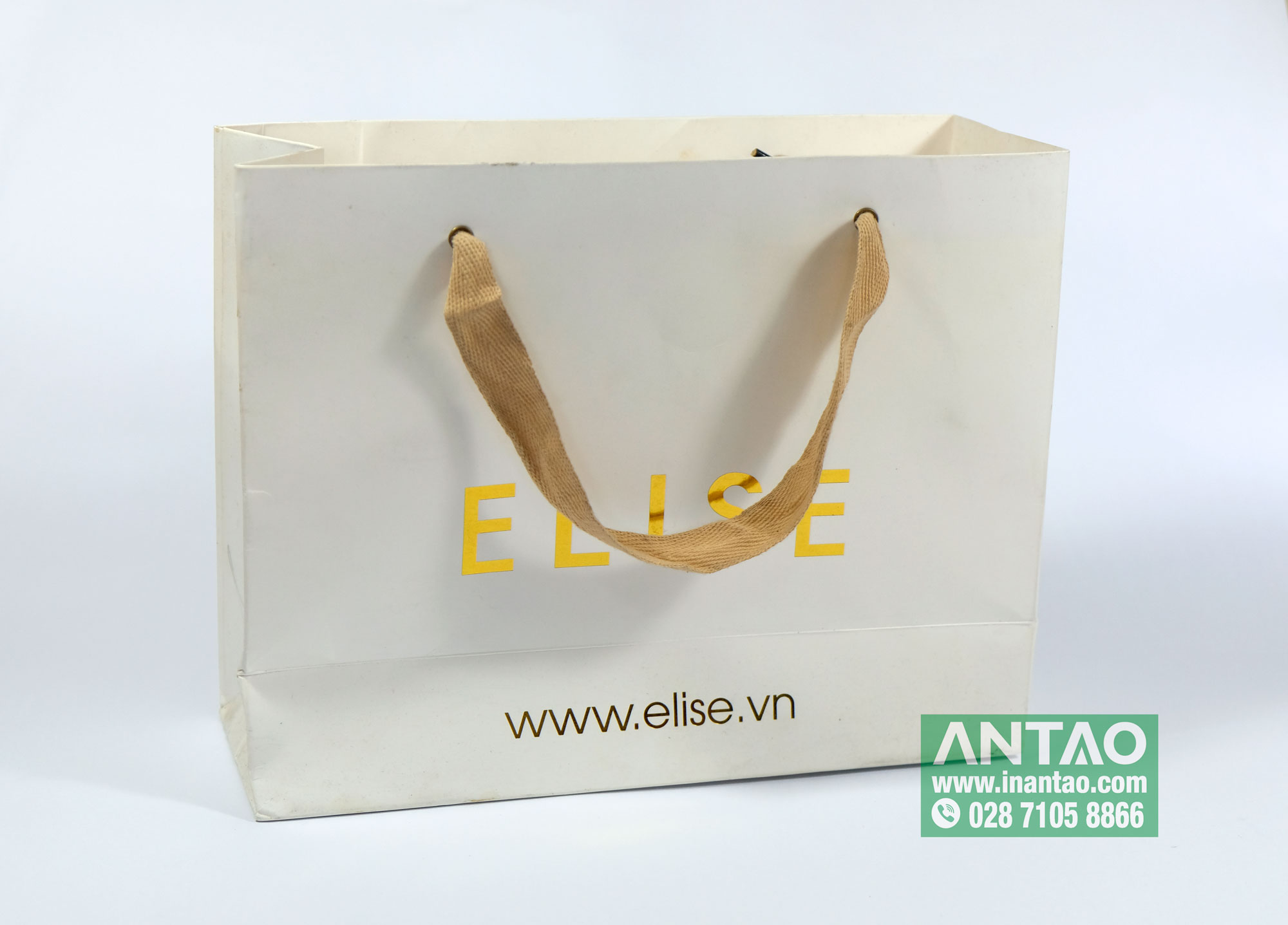 Túi giấy Elise